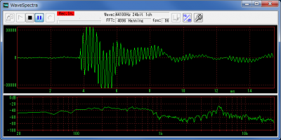 Entry M TB 500Hz+5kHz