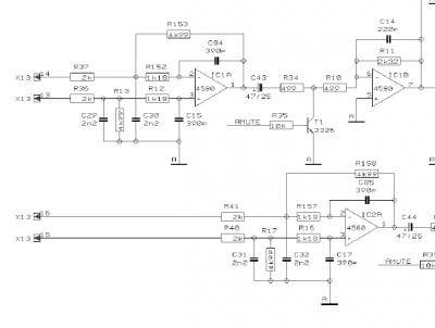 dcx2496-DAC-output